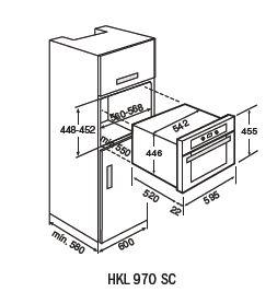 HKL970SC-teka-oven-dimensions