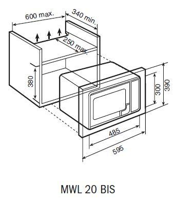 MWL-20-BIS-microwave-dimensions